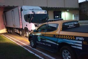 Polícia apreende meia tonelada de cocaína em caminhão frigorífico