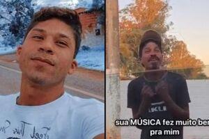 Após cantora publicar vídeo, mãe descobre que filho desaparecido está morando na rua e viaja para encontrá-lo