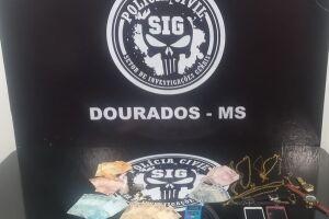 Dono de conveniência é preso por tráfico de drogas em Dourados