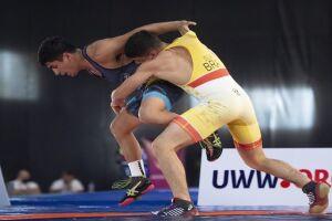 Irmãos do wrestling de MS são chamados para treinamento da seleção brasileira com foco no Pan Júnior