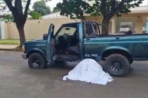 Ex-vereador é executado a tiros na fronteira