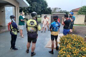 Pedal espera reunir 500 ciclistas em Dourados