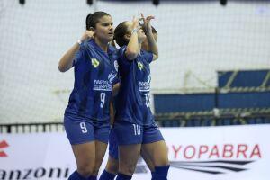 Equipes de MS começam Copa do Brasil de Futsal Feminina com vitória e empate