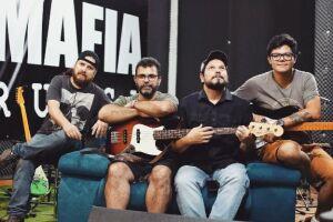 Banda de rock de MS lança nova obra autoral nas plataformas digitais