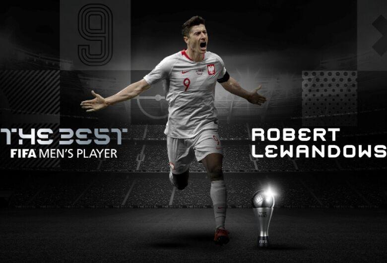 Lewandowski desbanca Messi e Cristiano Ronaldo e leva The Best