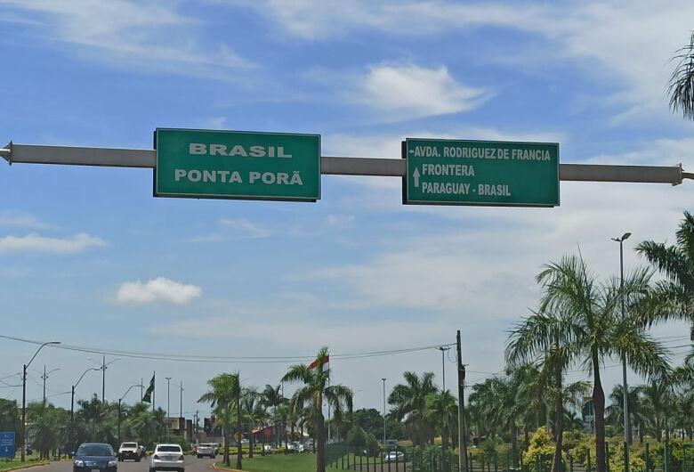 Fronteiras entre Brasil e Paraguai seguem abertas, afirmam autoridades
