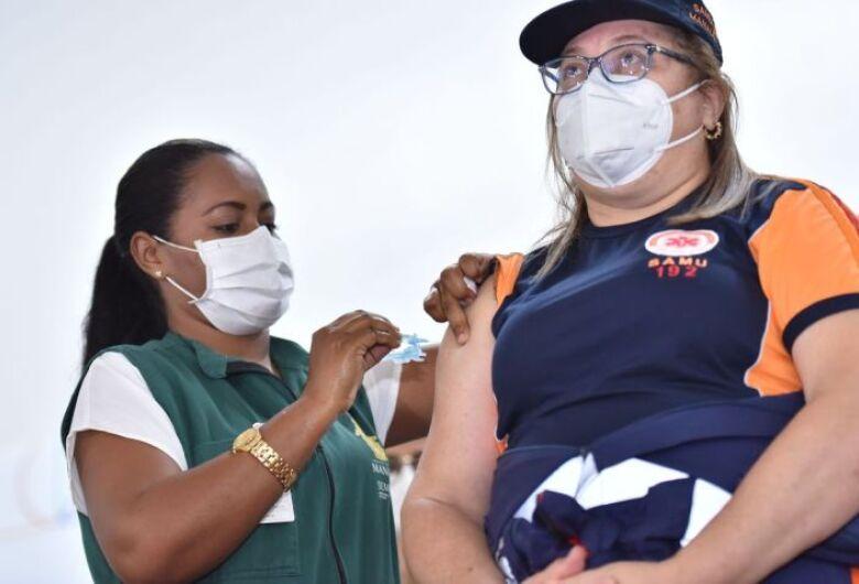 Justiça Federal suspende distribuição de vacina de Oxford em Manaus