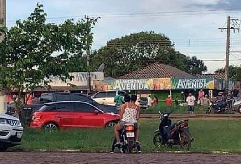 Comerciante é morto a tiros em Ponta Porã