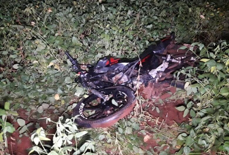 Militar do Exército morre em colisão entre moto e carro na MS-157