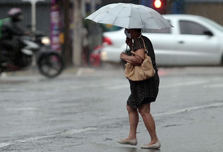 Fim de semana será de tempo instável e temperaturas amenas