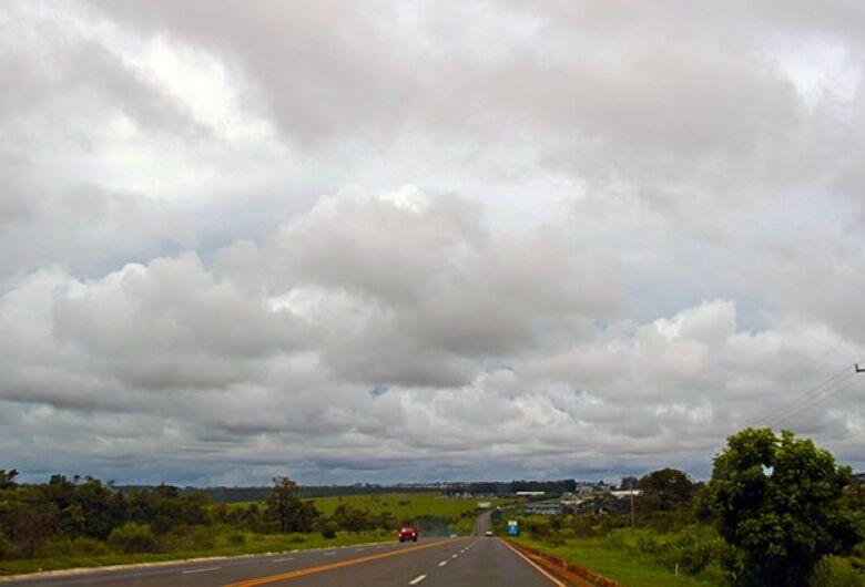 Quarta-feira típica de verão em Mato Grosso do Sul