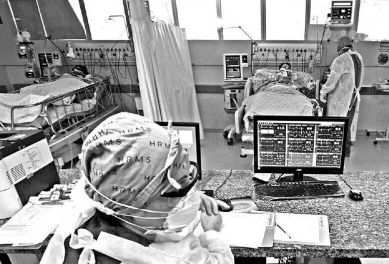 Mais de 30 mortes por coronavírus são registradas em apenas um dia no Estado