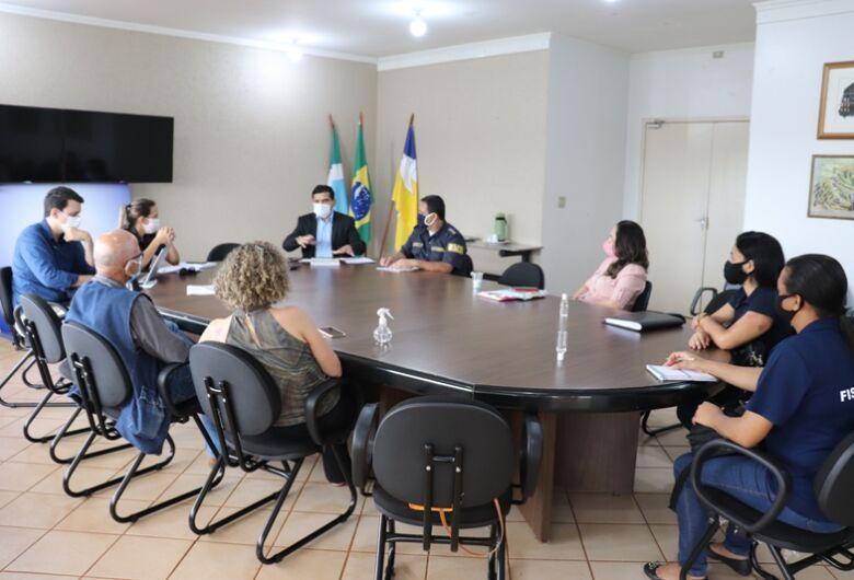 Prefeitura intensifica fiscalização ao decreto de prevenção da Covid-19