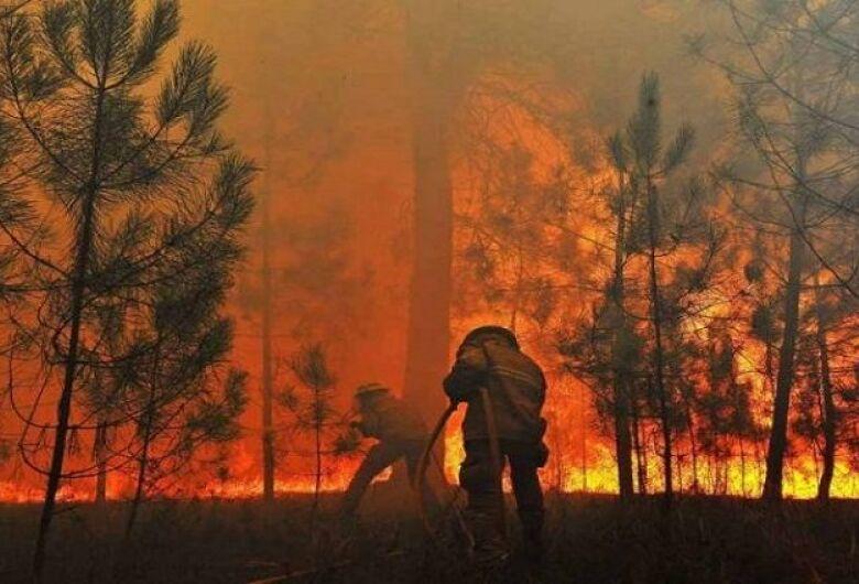 MS anuncia R$ 56 milhões para combate permanente aos incêndios florestais