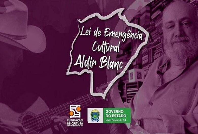 Saldo da Lei Aldir Blanc em MS será utilizado como cachê de apresentações culturais