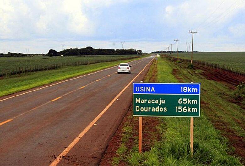 Governo anuncia pavimentação da MS-166 e amplia logística da produção