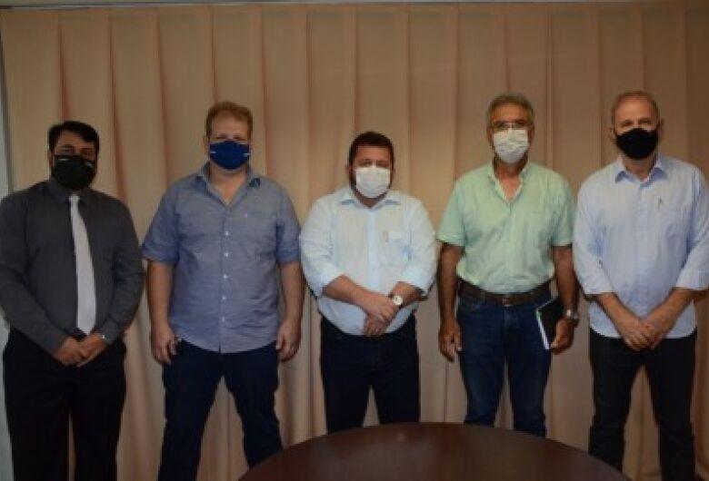 Câmara recebe representantes do Sindicato dos Contabilistas de Dourados