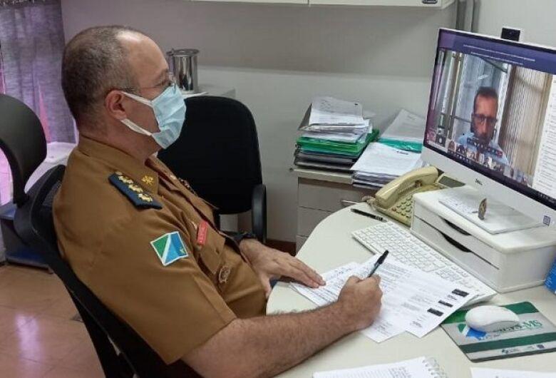 SES discute com Ministério da Justiça Operação de Distribuição Nacional de Vacina