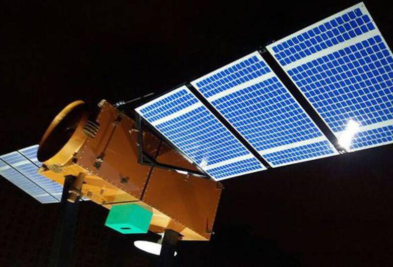 Primeiro satélite 100% brasileiro será lançado no fim de fevereiro