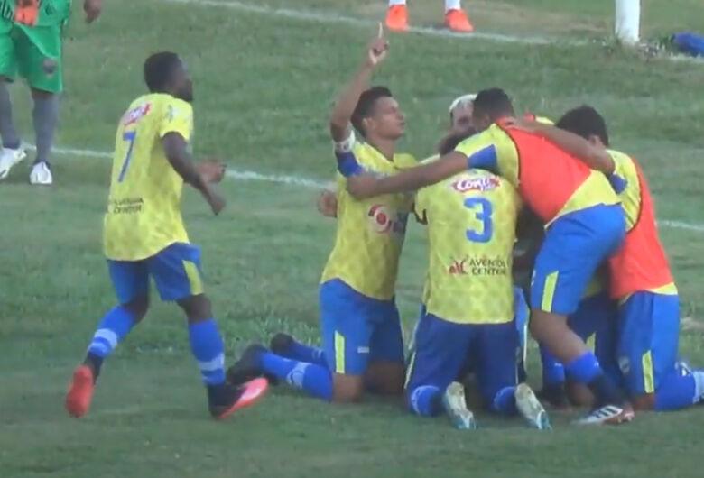 Dourados AC empata com Três Lagoas e garante acesso à Série A do Campeonato Estadual