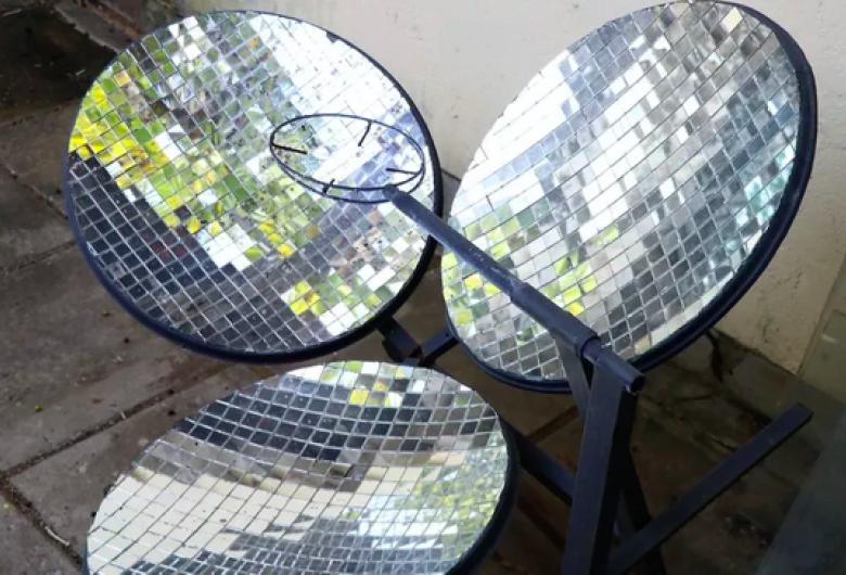 Pesquisadores brasileiros criam fogão solar para substituir botijão de gás e forno à lenha