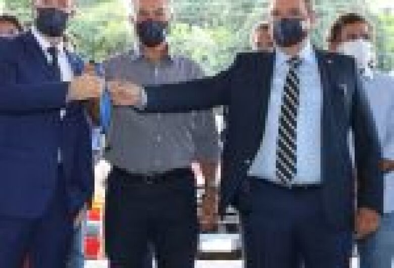Governo do Estado entrega 82 novas viaturas à Polícia Civil