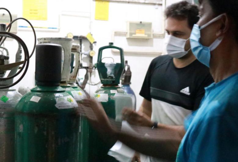 Falta de oxigênio afeta mais de meio milhão de pessoas em países de baixa e média renda