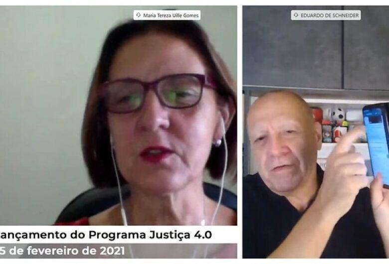 Agenda 2030 integra Justiça brasileira à inovação, diz conselheira
