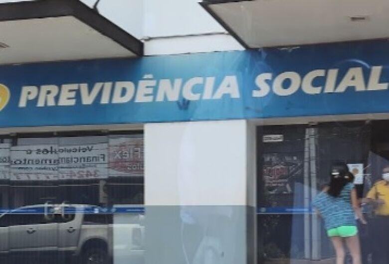 INSS de Dourados interrompe atendimentos após servidores testarem positivo para a Covid-19