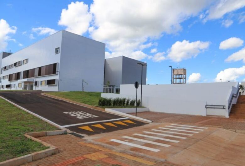 Hospital da Mulher da Criança será entregue hoje em Dourados