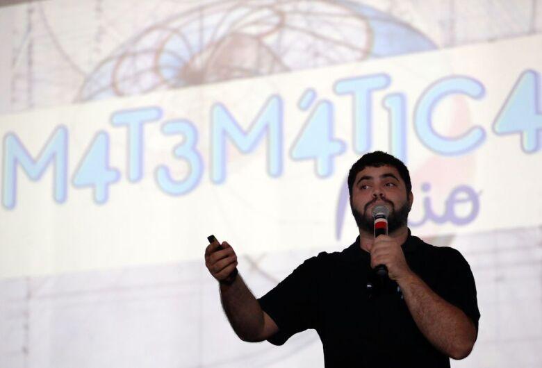 Olimpíada de Matemática das Escolas Públicas abre inscrições