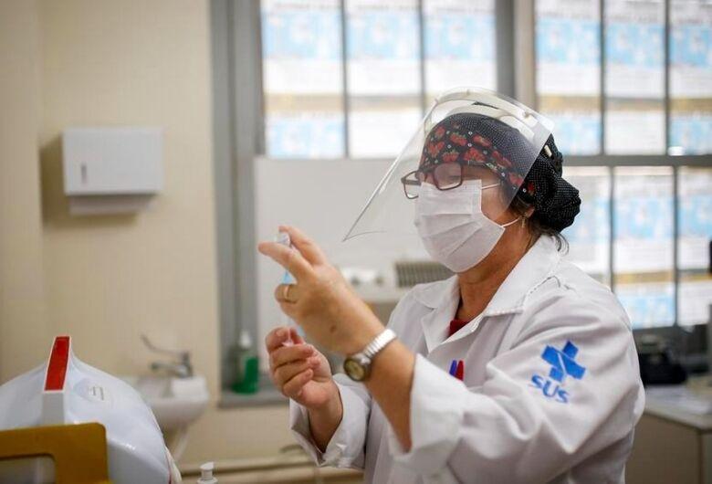 Vacina contra a gripe começa em Dourados com crianças, gestantes, indígenas e profissionais da saúde