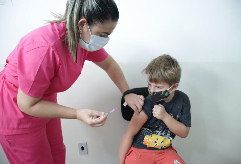 Vacinação contra a Influenza acontece sem filas nas unidades de saúde de Dourados