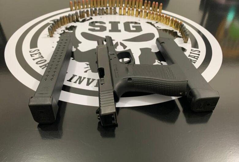 Autor de tentativa de homicídio é preso pelo SIG
