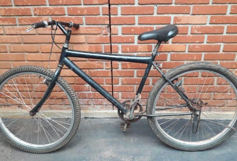 Guarda Municipal recupera bicicleta roubada após 14 anos