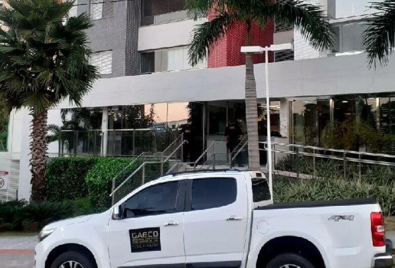 """Operação """"Clean"""" é deflagrada em Campo Grande"""