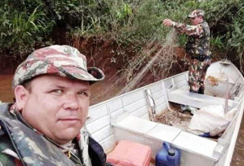 3º BPM se despede do Subtenente Lobo vítima de covid-19 em Dourados
