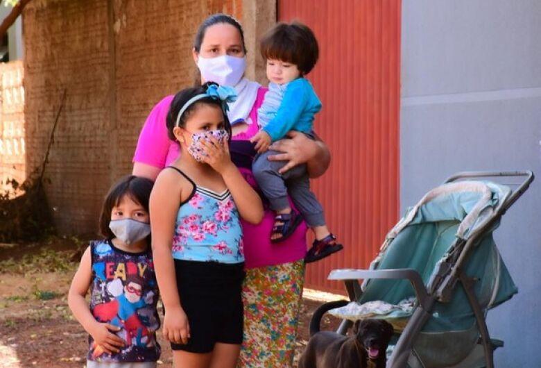No auge da pandemia, Justiça determina reintegração de posse deixando 40 famílias sem moradia em Dourados