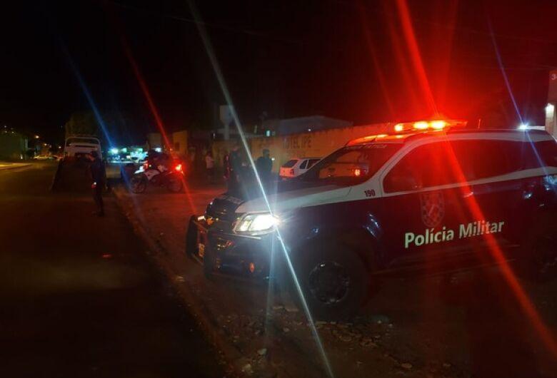 Polícia Militar prende dupla que promovia aglomeração e perturbação na região do Santa Brígida