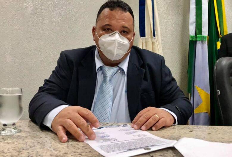 Presidente da Câmara assume interinamente a Prefeitura de Miranda