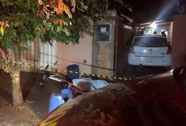 Homem é assassinado com golpe de faca em Nova Alvorada do Sul
