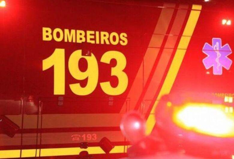 Bombeiros encontram corpo de menina desaparecida no Rio Dourados