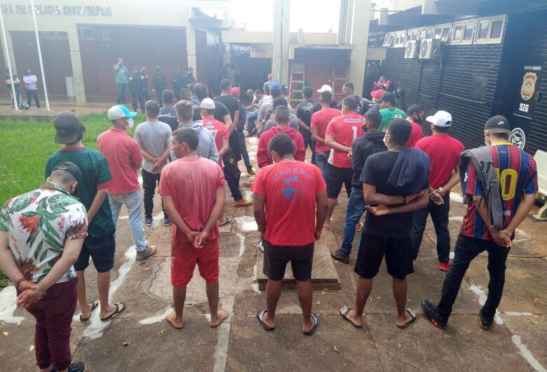 PL prevê multa de R$ 15 mil para quem organizar festa clandestina