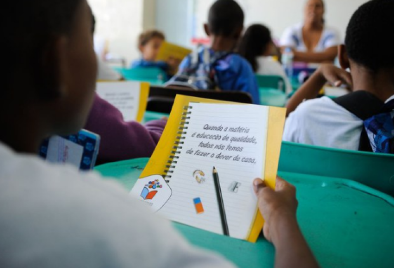 Aberto prazo para inscrições no programa Brasil na Escola