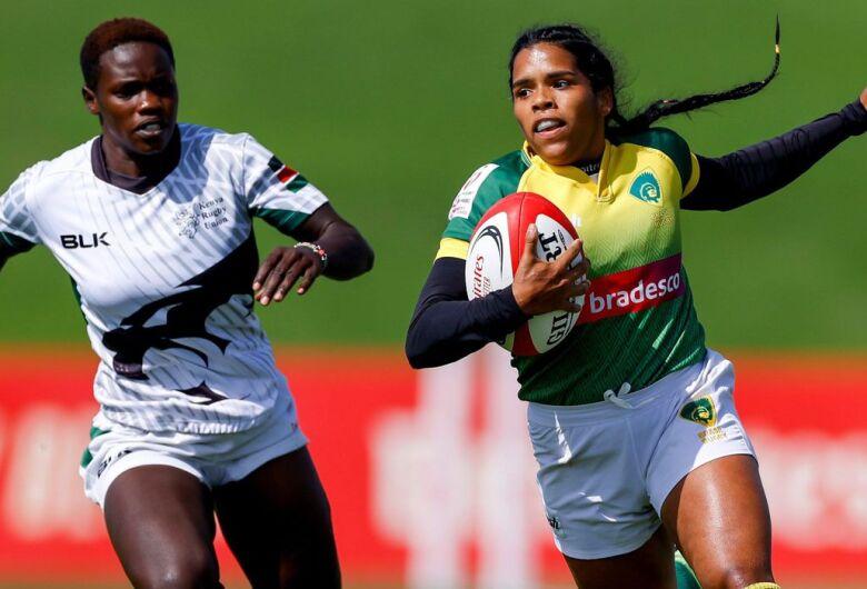 Rugby: seleção feminina encerra torneio em Dubai em quarto lugar
