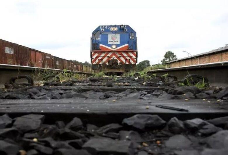 Nova Ferroeste poderá transportar 35 milhões de toneladas no 1° ano