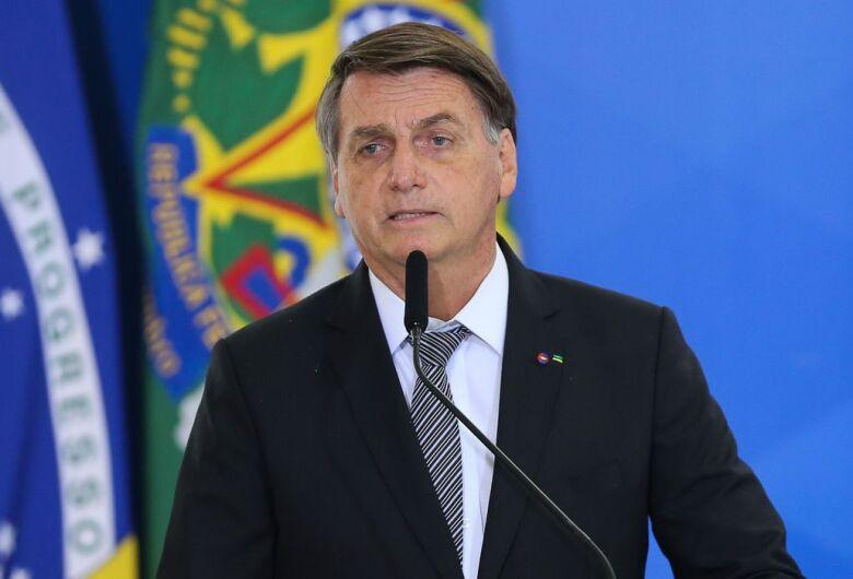 Bolsonaro participa de cúpula virtual sobre clima