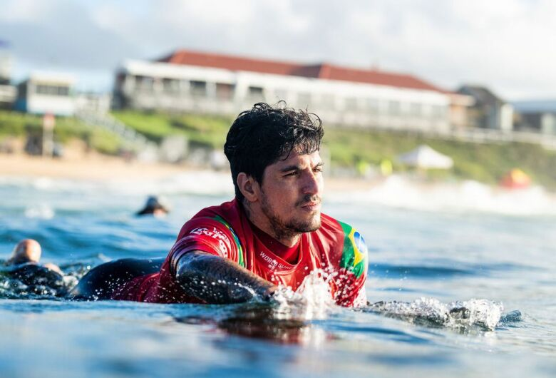 Brasileiros disputam vaga nas quartas da etapa de surfe na Austrália
