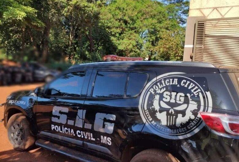 Polícia Civil esclarece homicídio e prende suspeito em flagrante