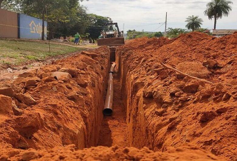 Com Programa Avançar Cidades, Sanesul leva saneamento para milhares famílias de Rio Verde